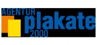 plakate-2000-logo-head